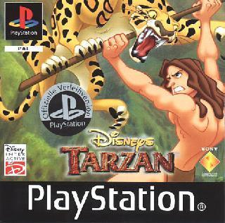 Screenshot Thumbnail / Media File 1 for Disney's Tarzan [U]